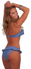cheap-sexy-bandeau-halter-ruffle-bikini-blue-gingham-2