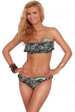 cheap-sexy-bandeau-halter-ruffle-bikini-lace-mint