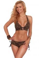 cheap-sexy-halter-top-boy-short-bikini-leopard