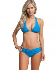 cheap-sexy-halter-triangle-blue-bikini
